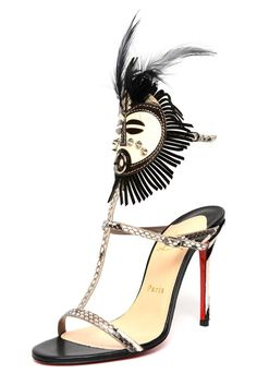 Spring 2013 Accessories Roundup: Paris - WWD.com  Christian Louboutin