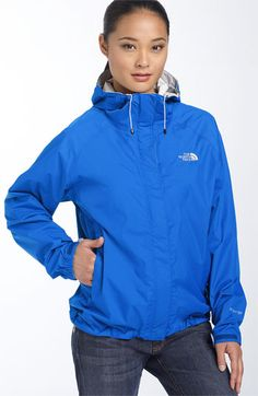 i love northface.  i love blue.  what a great combo.