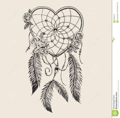 Find Hand Drawn Heart Shaped Dream Catcher stock images in HD and millions of other royalty-free stock photos, illustrations and vectors in the Shutterstock collection. Thousands of new, high-quality pictures added every day. Dream Catcher Vector, Dream Catcher Drawing, Dream Catcher Tattoo Small, Dream Catcher Tattoo Design, Atrapasueños Tattoo, Form Tattoo, Shape Tattoo, Body Art Tattoos, Trendy Tattoos