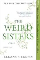 I keep seeing this book -- about three sisters named for Shakespeare's well known characters.