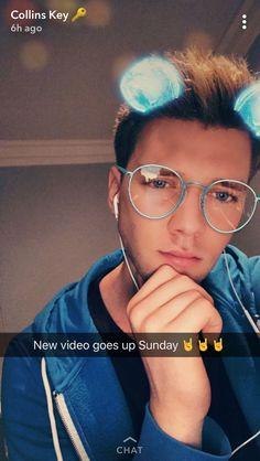Collins Key Snapchat 9-1-17