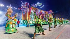 Pageantry marks Singapore's 50th: Travel Weekly