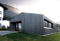 Wooden House by Sven Matt