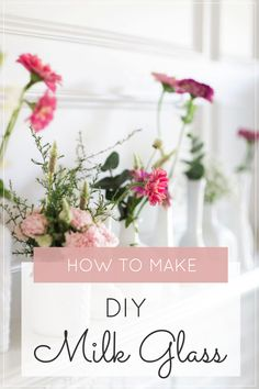 How to Make DIY Milk