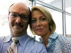 Me and Regina Schneider