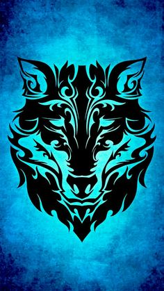 Customize your iPhone 6 with this high definition Tribal Wolf wallpaper from HD Phone Wallpapers! Tribal Wallpaper, Wolf Wallpaper, Wolf Tattoo Design, Wolf Tattoo Tribal, Tattoo Wolf, Wolf Design, Werewolf Tattoo, Tattoo Designs, Wolf Spirit