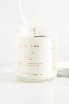 ROAM Candle | **42 Pressed**    Whether you want to be whisked away to your favorite city or experience the scents of a bucket list destination, burning these natural soy wax candles will send your senses on a one-way trip to a major city with notes that evoke a specific spot on the map. **4 hour burn time.**    * 7 oz.    * Chicago: Cucumber, Basil, Moss and Wet Stone * Los Angeles: Marine, TobMoss, Black Pepper, Labdanum * Paris: Muguet, Oak Moss, Amber, Vanilla * Washington, DC: Cherry… Soy Wax Candles, Candle Jars, Bucket List Destinations, Time 7, Cherry Blossom, Washington Dc, Stuffed Peppers, Notes, California