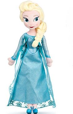 1 PCS FROZEN 50cm Elsa Plush Doll