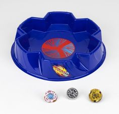 There Are 3 Types Of Beyblades: Attack, Defense, And Endurance/Stamina. Our Beyblade Metal Fusion Stadium Battle... - Listing price: $169.99 Now: $79.98