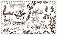 ornate swirls - Google Search