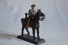 Figura de plomo a caballo. Dea by Cassandra. - Foto 1