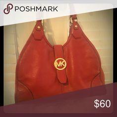 I just added this listing on Poshmark: Michael kors handbag. Michael Kors Outlet, Handbags Michael Kors, Michael Kors Bag, Bags Online Shopping, Red Handbag, Fashion Handbags, Bag Sale, Leather Handbags, Purses