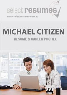 Meet your next employer with an eye-catching and professionally written resume from Select Resume Writing Services.