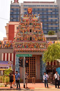 Sri Veeramakaliamman Temple, Serangoon Road – LITTLE INDIA, SINGAPORE | TheNextStop