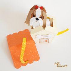 Apostila Casinha de Cachorro Gratuita! Bichinhos não inclusos. Pegue o seu na loja oficial (clique em visitar ou acesse www.timart.com.br/loja).  Mais informações na página do produto na loja.