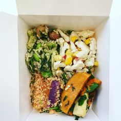 5 tips for an energy boosting your lunch from The Detox Kitchen   How to have a healthier lunch  - Red Online