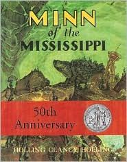 Our newest purchase -- study the life cycle of a snapping turtle, Minn, while learning the geography of the US along the Mississippi River. $6.38 at ValoreBooks.