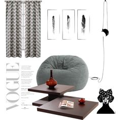 Untitled #11 by explorer-14342008228 on Polyvore featuring polyvore interior interiors interior design home home decor interior decorating Comfort Research Flos
