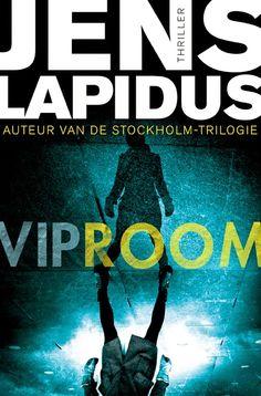 De wraak van de dodo: Jens Lapidus - Viproom