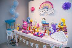 Festinha infantil, Ursinhos Carinhosos, Pop Mobile