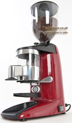 Wega Max Grinder - 64 Auto      Prices From £499.95 + VAT     Special Offer Price £429.95 + VAT     You Save £70.00 Commercial Coffee Grinder, Commercial Coffee Machines, Coffee Grinders, Espresso Coffee Machine, Coffee Beans, Espresso Maker