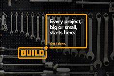Build+ on Branding Served