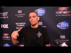 MMAjunkie: UFC's Nate Diaz slams CM Punk in profane rant