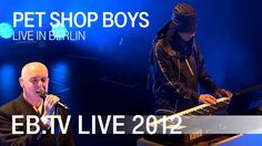Watch Pet Shop Boys' full live performance at their Electronic Beats by Telekom hosted world exclusive 'Elysium' album launch concert on 5 September, 2012 at...