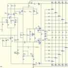 Here the schematic diagram of 800 watt audio power amplifier with MOSFET for final amplification. This amplifier can be used for practically any application that requires high power, low noise, dis… Hifi Amplifier, Loudspeaker, Diy Electronics, Electronics Projects, Surround Sound Amplifier, Schematic Design, Hifi Audio, Vacuum Tube, Layout