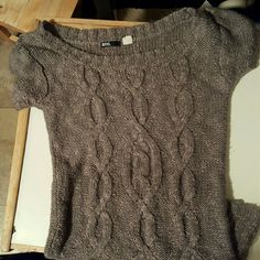 BDG Long Grey Sweater/short dress Excellent condition, super soft! BDG Sweaters