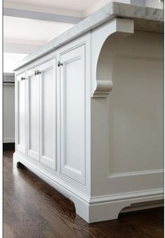 cabinet feet variations | design details | tricks of the trade ...