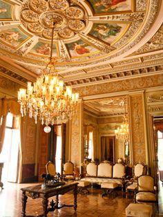 Salão Veneziano, Palácio do Catete, Rio de Janeiro