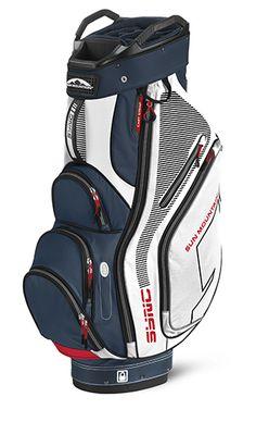 SportNavy/White Sun Mountain Men's Sync Golf Cart Bag at #lorisgolfshoppe