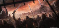 To War by ZhouJiaSheng.deviantart.com on @DeviantArt