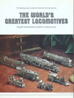 Franklin World's Greatest Locomotives 1985 Ad Picture