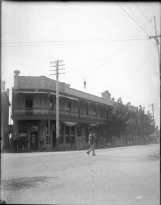 Gordon's Hotel, Bunbury, Fred W. Wa Gov, Historical Photos, Perth, Old Things, Street View, History, Pictures, Image, Historical Pictures