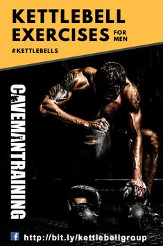 """Can you build a bigger chest with kettlebells? And diehard dumbbell advocates will say """"no"""", but. Chest Workouts, Fun Workouts, Kettlebell Training, Kettlebells, Big Naturals, Work On Yourself, Exercises, Ebooks, Strength"""