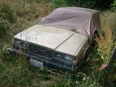 1987 Volvo 740 wagon. Mine now. :)