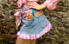 #TinkerTailorCo Mini Skirt