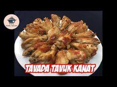 Tavuk Kanat Tarifi | Tavada Kolay Tavuk Kanat Nasıl Yapılır? - YouTube