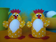 Bird Paper Craft, Toilet Paper Roll Crafts, Paper Crafts, Easter Art, Hoppy Easter, Easter Bunny, Easter Activities, Preschool Crafts, Kids Crafts
