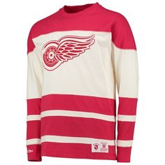 Detroit Red Wings Change on the Fly Fashion Hockey T-Shirt