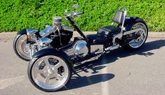 Roadster Cycle for two riders