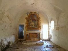 Church of Santo Spirito, Roccamorice, ABRUZZO