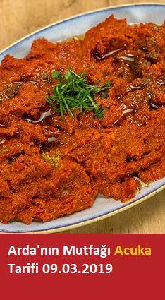 Arda'nın Mutfağı Acuka Tarifi – Çorba Tarifleri – Las recetas más prácticas y fáciles Chicken Wrap Recipes, Turkish Recipes, Pasta, Food Porn, Brunch, Food And Drink, Cooking Recipes, Favorite Recipes, Yummy Food