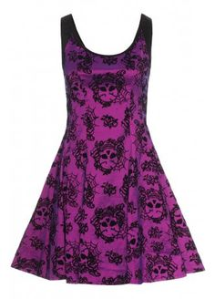 Cute dress - http://www.attitudeclothing.co.uk/womens-c256/dresses-c275/purple-rain-dress-p11751