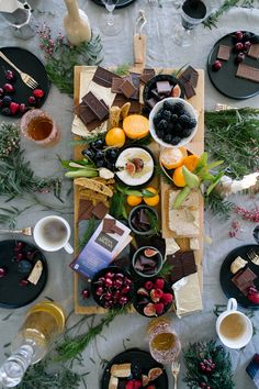 How to Create the Ultimate Chocolate Board