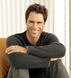 Eric McCormack - like his new show and this is a cute photo