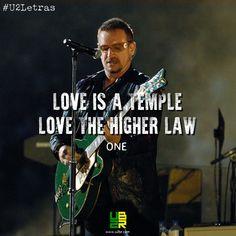 Love Is A Temple, U2 Lyrics, U2 Songs, Paul Hewson, Larry Mullen Jr, Bono U2, Music Factory, U 2, Looking For People