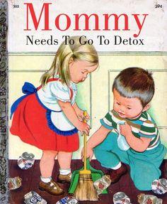 """From illustrator Bob Staake's """"Bad Little Children's Books"""" series."""